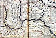 Карта Енисейской губерни