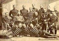 Офицеры 14-го гусарскаго Митавского полка