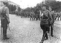 Парад белых войск, 1919 год, Киев